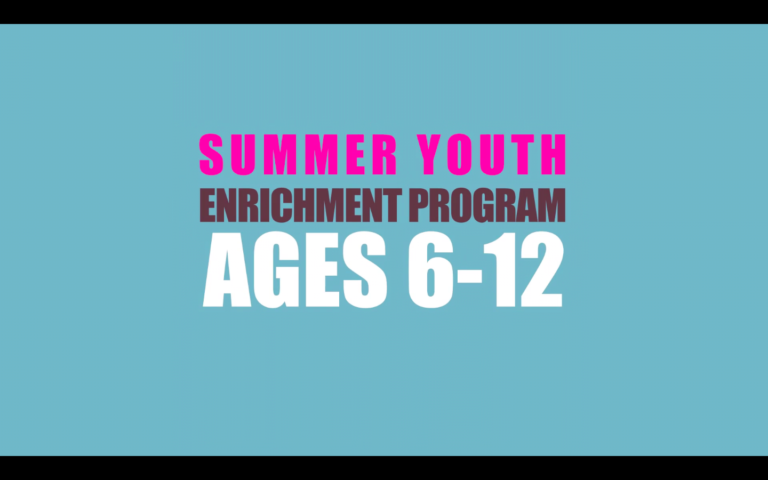 Child Care Summer Program