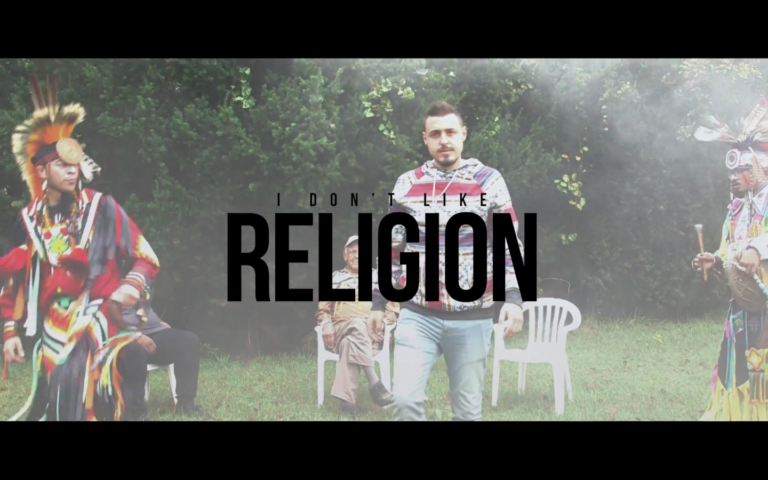 """I Don't Like Religion"" by Aaron Appling"